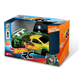 COCHE RADIO CONTROL HOT WHEELS MINI 1:28