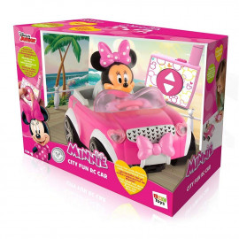 CITY FUN RADIO CONTROL CAR MINNIE