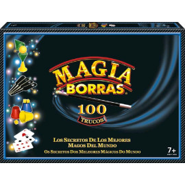 MAGIE LÖSCHT 100 TRICKS