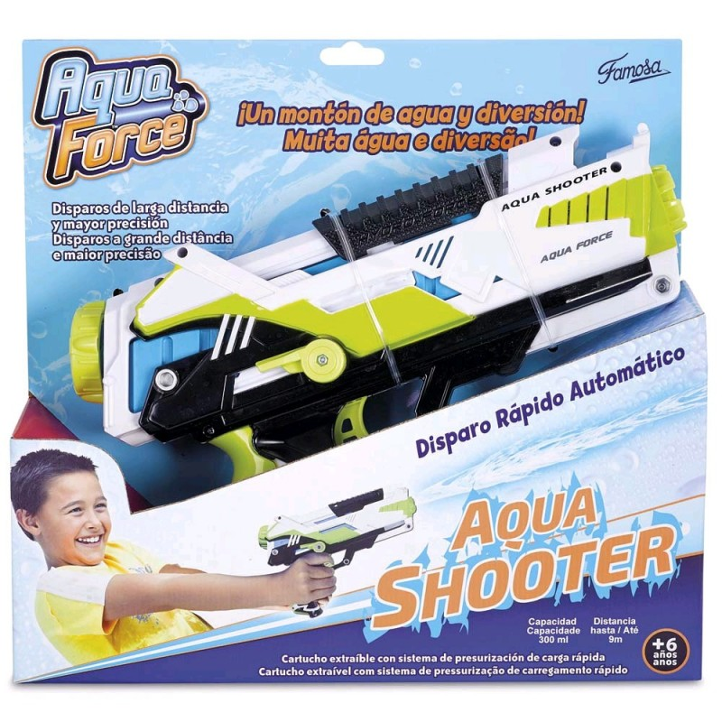 AQUA FORCE. AQUE SHOOTER