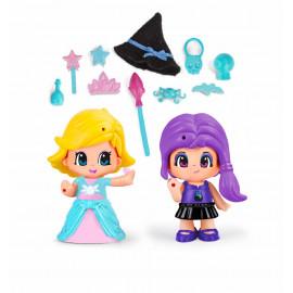 Pynypon, Princesa y Bruja