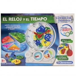 EL RELOJ Y EL TIEMPO