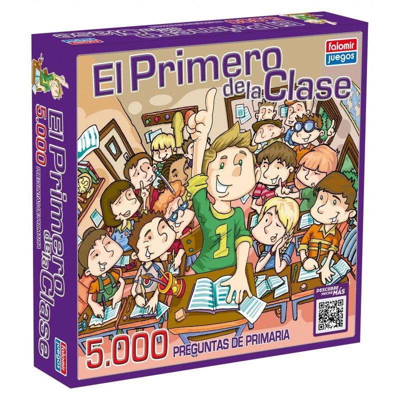 EL PRIMERO DE LA CLASE 5000