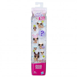 LITTLE PET SHOP COLECCION ESPECIAL 1 AMIGO