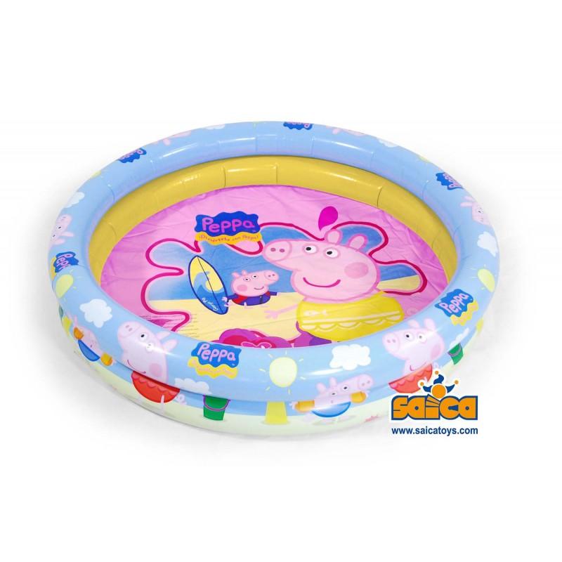 PEPPA PIG - PISCINA 90X32 CMS.