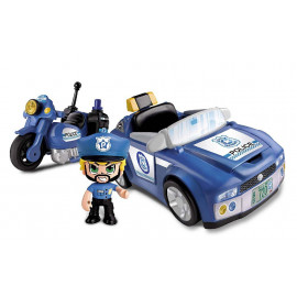 PINYPON ACTION - POLICIA VEHICULOS DE ACCION