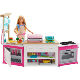 BARBIE - COCINA SUPER CHEF