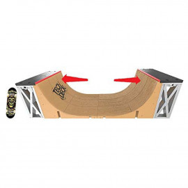 TECH DECK HALF PIPE