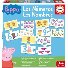PEPPA PIG- LOS NUMEROS