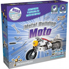 METAL BUILDING MOTO