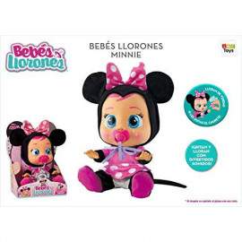 MINNIE - BEBE LLORON
