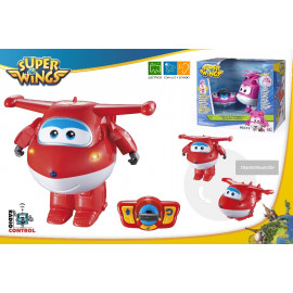 SUPER WINGS - JETT TRANSFORMABLE JETT Y DIZZY