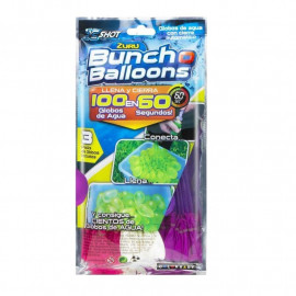 BUNCH BALLOON PACK 105 GLOBOS