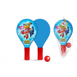 SUPERWINGS - SET PALA MADERA