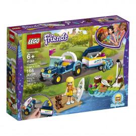 LEGO FRIENDS BUGGY Y REMOLQUE DE STEPHANIE