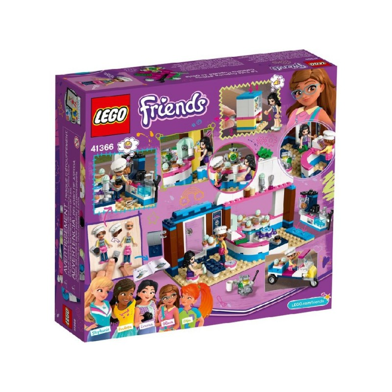 LEGO FRIENDS CAFETERIA CUPCAKE DE OLIVIA