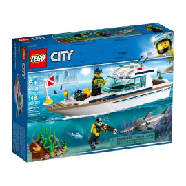 LEGO CITY YATE DE BUCEO