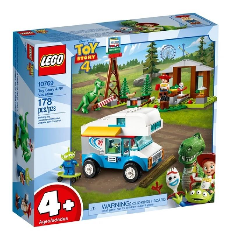 LEGO TOY STORY VACACIONES EN AUTOCARAVANA