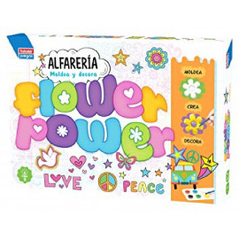 ALFARERIA FLOWER POWER