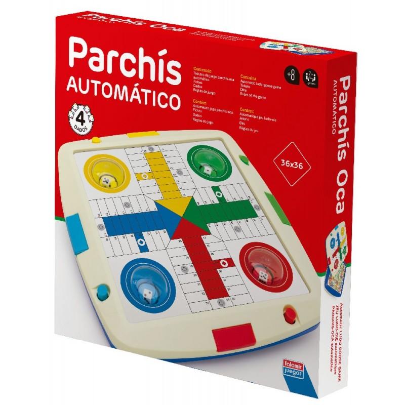 PARCHIS AUTOMATICO Y OCA 40 CMS.
