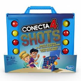 JUEGO CONECTA 4 SHOTS