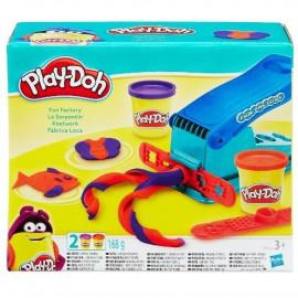 Play-Doh, La Fabrica Loca