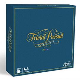 Juego Trivial Pursuit Edicion Clasica