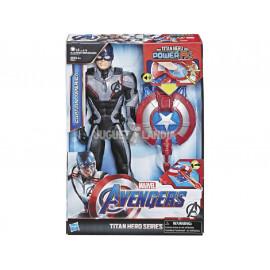 AVENGERS - TITAN HERO FX CAPITAN AMERICA