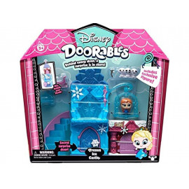 DOORABLES FANTASY PLAYSET FROZEN Y RAPUNZEL