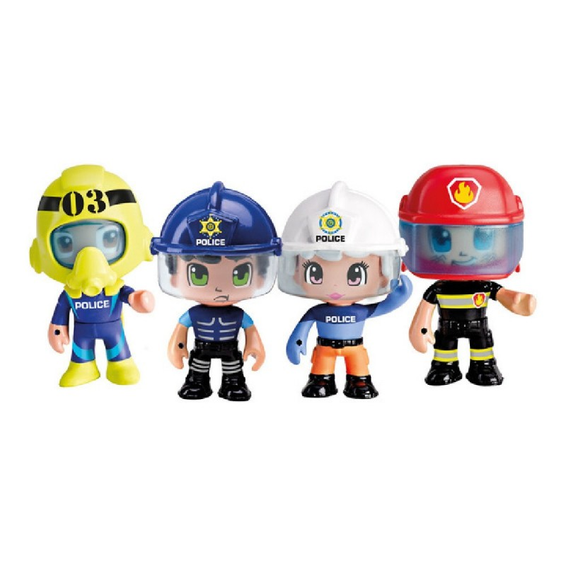 PINYPON ACTION FIGURAS EMERGENCIA SURTIDAS