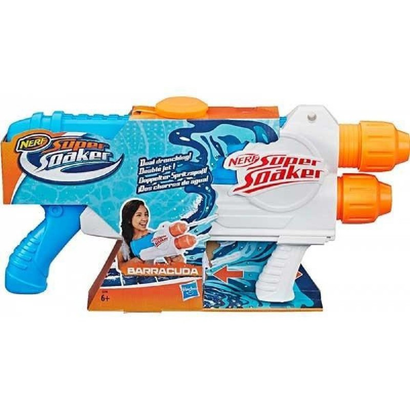 SUPERSOAKER BARRACUDA