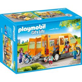 Autobus Escolar de Playmobil