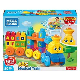Mega Blocks, Tren Musical ABC