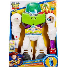 TOYS STORY 4 - ROBOT BUZZ LIGHTYEAR