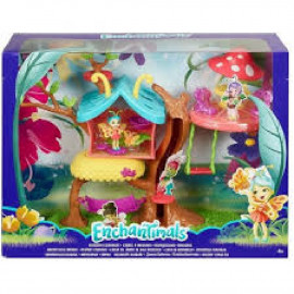 ENCHANTIMALS - CASITA DEL ARBOL BAXI BUTTE
