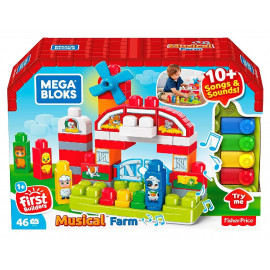 MEGA BLOCKS - GRANJA MUSICAL