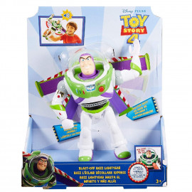 TOY STORY - BLAST OFF BUZZ LUCES Y SONIDOS