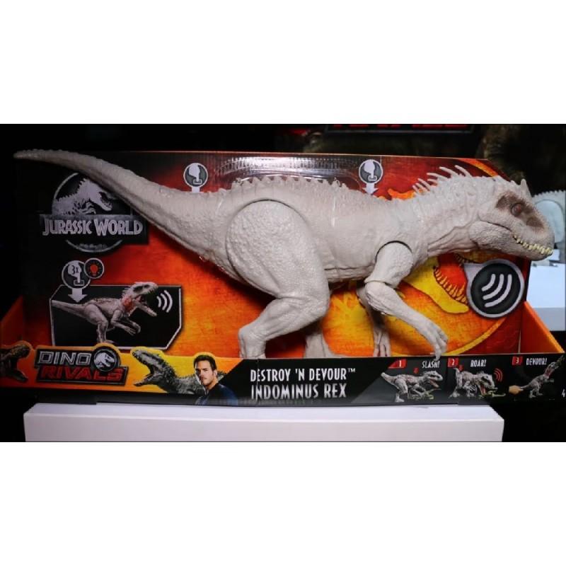 Jurassic World - Indominus Rex Dino Destructor