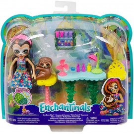 ENCHANTIMALS - VAMOS AL SPA