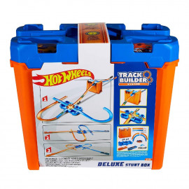 HOT WHEELS - TB DELUXE STUNT BOX