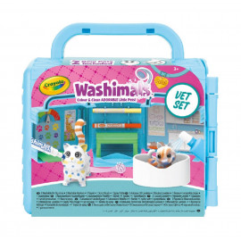 WASHIMALS MINI PLAYSET VETERINARIO