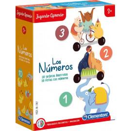 APRENDO LOS NUMEROS + 3 AÑOS
