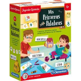 APRENDO PRIMERAS PALABRAS + 4 AÑOS