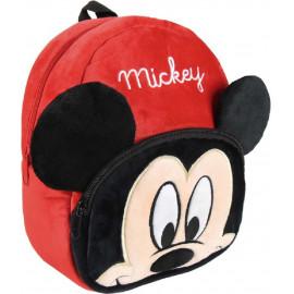 MICKEY - MOCHILA GUARDERIA 18X22X8 CMS.