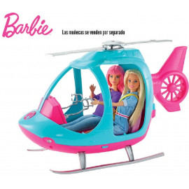 BARBIE - HELICOPTERO