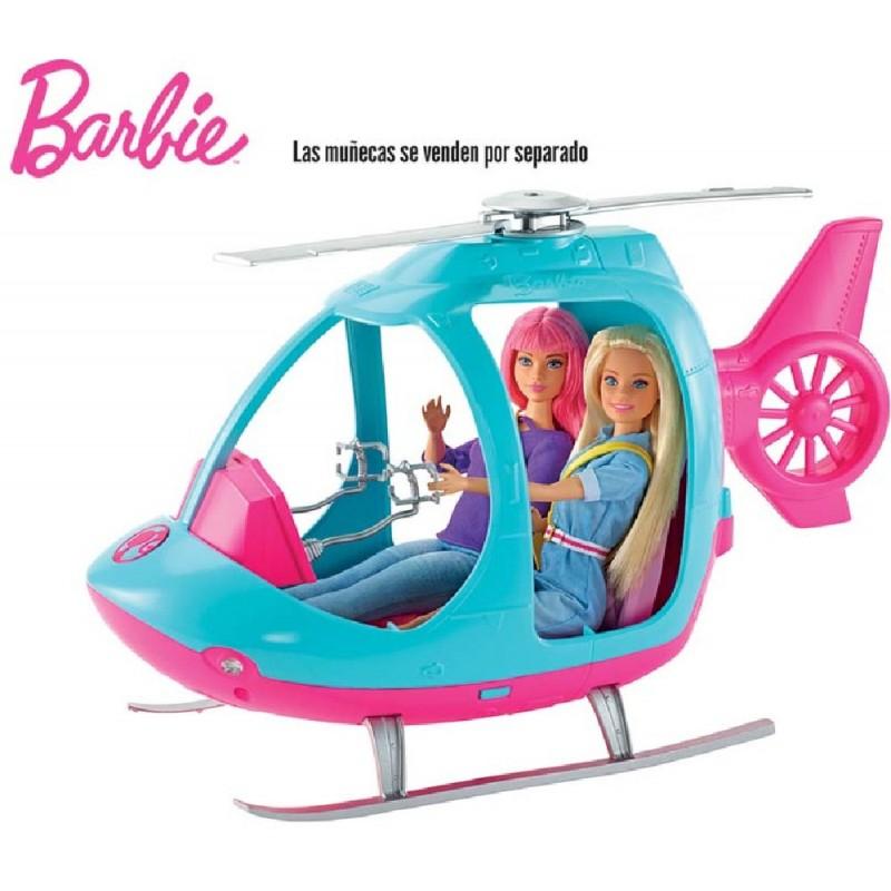 BARBIE - HELICOPTERO