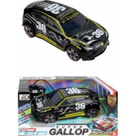 COCHE SUPER GALLOP RADIO CONTROL