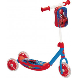 SPIDERMAN - PATINETE 3 RUEDAS