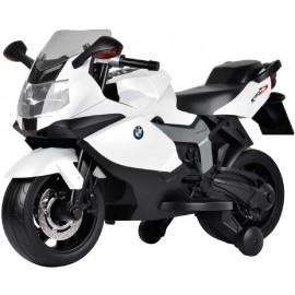 MOTO BMW K 1300S BLANCA 12 V.