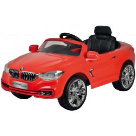 COCHE BMW 4 COUPE ROJO 12 V.
